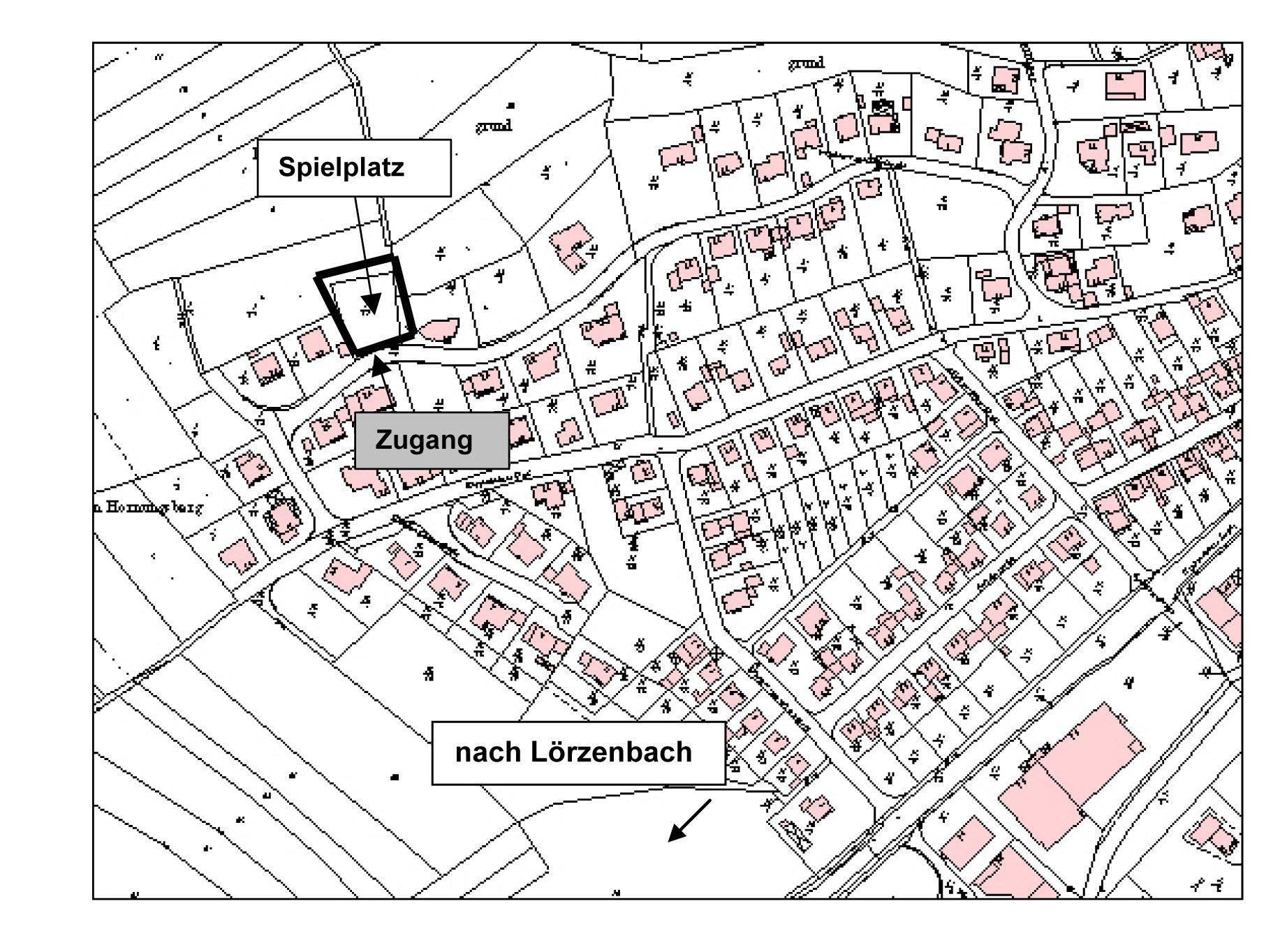 Fürth Freiherr-vom-Stein-Straße 1 Lageplan.jpg