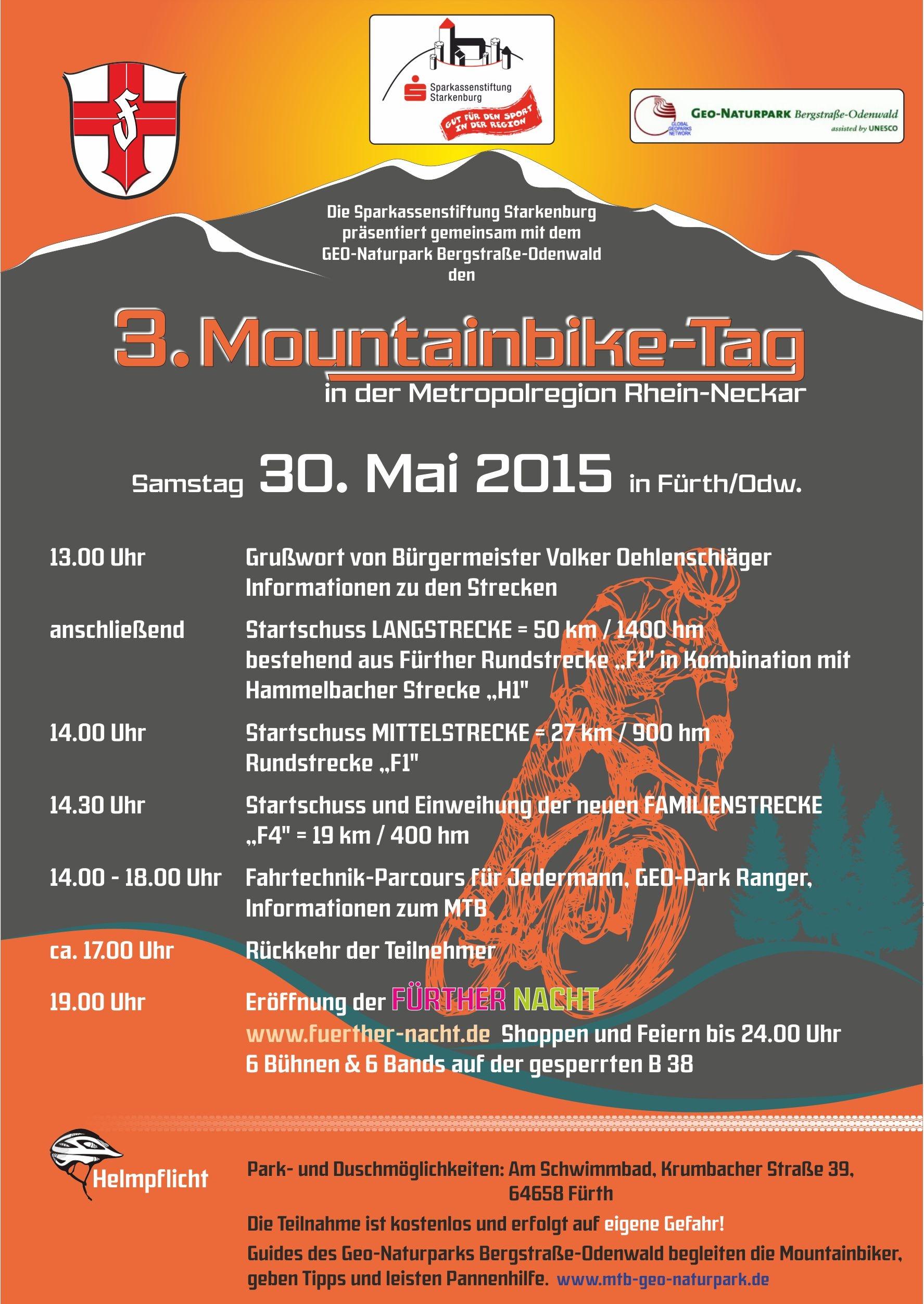 Flyer Mountainbike-Tag 2015